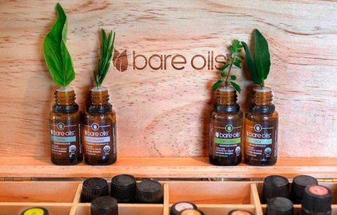 Huiles Essentielles Bare Oils 100% Bio