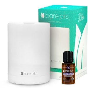 Huile essentielle Bare Oils Sweet Dreams & diffuseur Bliss