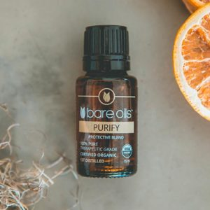 Huile Essentielle Bare Oils - Purify